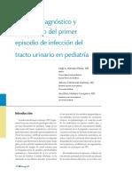 Enfoque Diagnóstico y Terapéutico Del Primer Episodio de Infección Del Tracto Urinario en Pediatría
