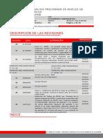 Análisis Preliminar de Niveles de Riesgo Apnr