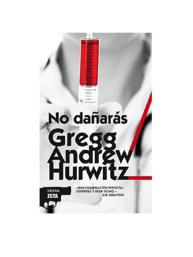 Gregg Hurwitz No Dañarás
