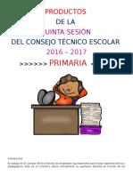 Quinta Sesion Correcta