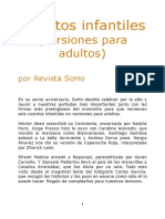SOHO -- Cuentos Infantiles Para Adultos