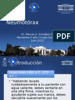 Neumotorax Int