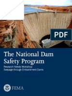 The National Dam Safety Program