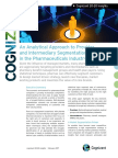 An Analytical Approach to Provider and Intermediary Segmentation in the Pharmaceuticals Industry