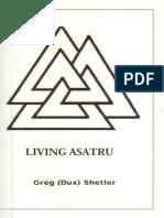 Shetler Greg - Living Asatru