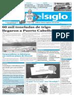 Edición Impresa Elsiglo 28-02-2017