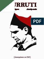 Anarchy Comics Durruti Anarquismo en PDF