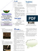 Leaflet Kelompok Pemerhati Goa