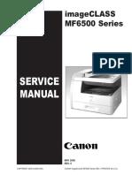 Manual de Servicio MF6500.pdf