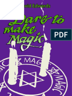 Dare to Make Magic - David Edwards 1971