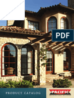 Pacific Arch Millwork Catalog