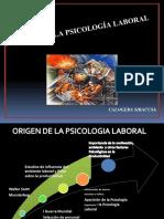 Laminas de Psicologia Laboral.