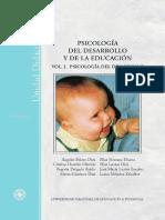 Psicologia del desarrollo y de la educacion psicologia - Herranz y Delgado.pdf