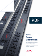 Rack Power Distribution Brochure