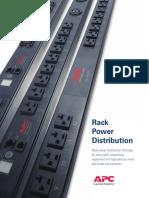Rack Power Distribution Brochure