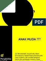 Slide Ibadah APMD