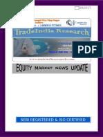 Stock Market Prediction for 28 Feb 2017 TradeIndia Research