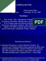 CV Ikhwan Abidin Basri