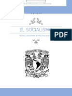 ¿Qué es el socialismo?