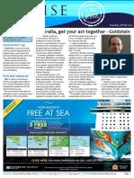Cruise Weekly for Tue 28 Feb 2017 - Royal Caribbean, Cunard, Carnival Australia, P