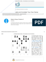 Day 9_ Evaluate and Annotate Your Own Game — 21 Days to Supercharge Your Chess by TheChessWorld