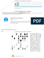 Day 15_ Evaluate Your Chess — 21 Days to Supercharge Your Chess by TheChessWorld