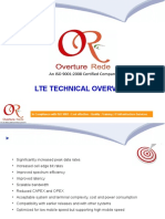LTE Technical Overview Training