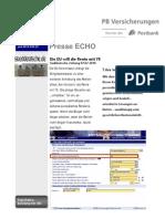 Presse Echo 27 EU Will Rente Mit70