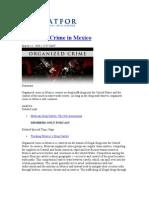 Organized Crime Series