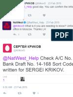 Russian Consulate Employee