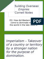9-1 Building Overseas Empires