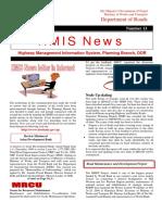 HMIS Newsetter 13