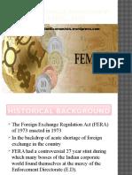 foreignexchangemanagementactfema1999-161125180332