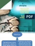 Infanticide & Abortus