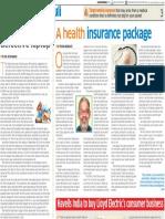 08. a Health Insurance Package 20 Feb 17