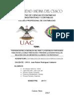 Convenio Peru Portugal