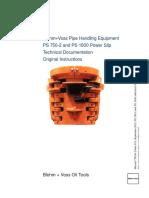 PS 1000 Manual
