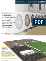 Archery Facility Planning Guide