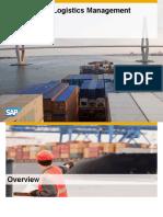 Sap Remote Logistics Management Powerpoint 2013
