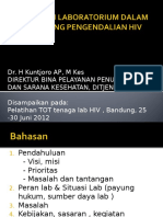 MD-2 Kebijakan Laboratorium Pemeriksaan Terkait HIV 25062012