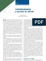 Anuário RH 2007 - Texto Flexisegurança