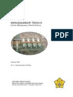 Buku Menggambar Teknik 2008