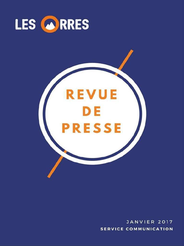 Janvier De Snow Revue 2017 PresseWinter cTKF13ulJ