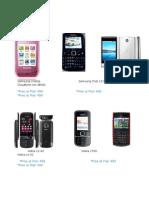 Globe Handyphone plan unit.docx