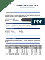1392130881 Cables Bt de Distribution Aerienne f1 Fr 441 322