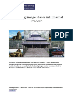 Soulful Pilgrimage Places in Himachal Pradesh