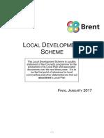 2017 01 Brent Local Development Scheme