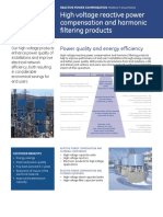 GE - RPC - High Voltage Reactive Power Compensation and Harmonic Filteri...