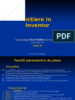 Initiere in Inventor - Curs 06.pps