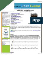 2-Minor Blues | Jazz Guitar Chord Progressions.pdf